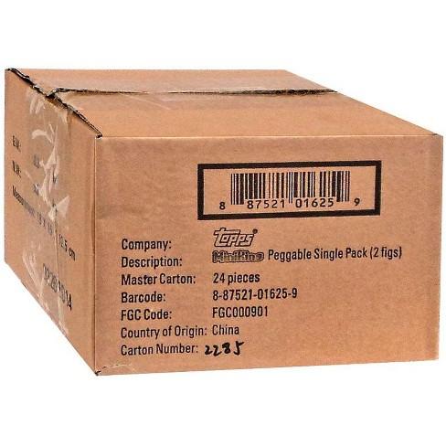 Garbage Pail Kids MiniKins Series 2 Mini Figure Box [24 Packs] - image 1 of 1