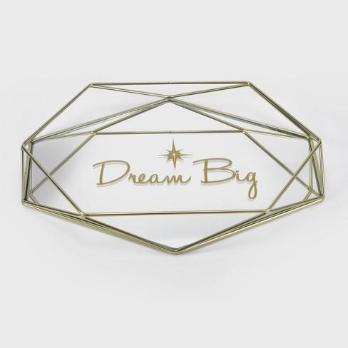 Disney Princess X POPSUGAR Tiana Dream Big Trinket Tray - image 1 of 4