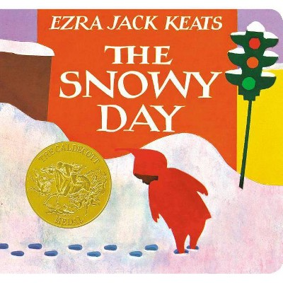 The Snowy Day (Board)by Ezra Jack Keats