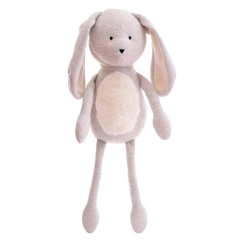 Manhattan Toy Forest Friends Bunnies - Bunny with Furry Tummy - image 1 of 1