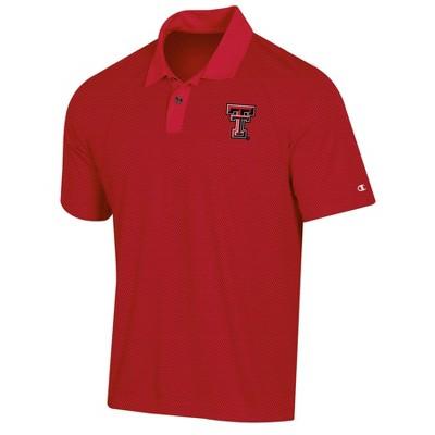 NCAA Texas Tech Red Raiders Men's Polo Shirt