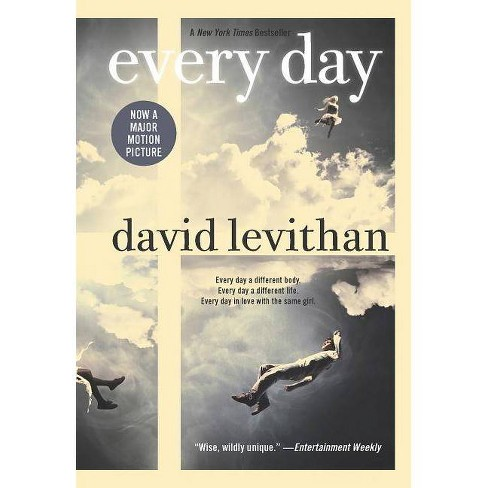 Every Day (Paperback) by David Levithan - image 1 of 1