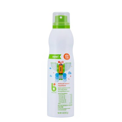 Babyganics 5oz Insect Repellent Continuous Spray