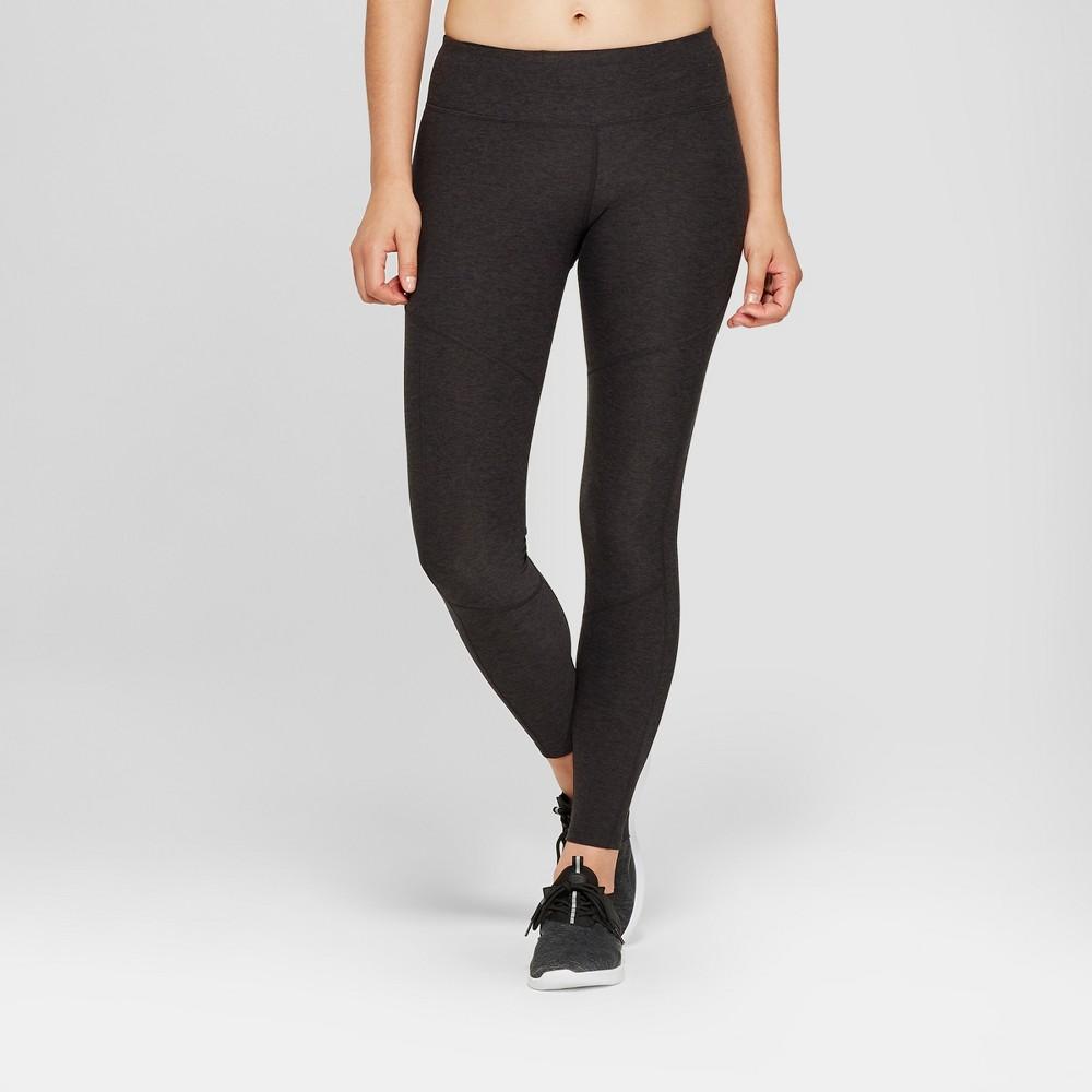 Women's Performance 7/8 High-Waisted Leggings - JoyLab Black XL