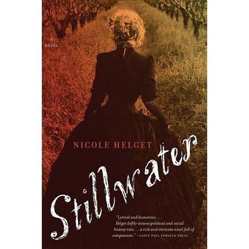Stillwater - by  Nicole Lea Helget (Paperback) - image 1 of 1