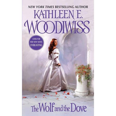The Wolf and the Dove - by  Kathleen E Woodiwiss (Paperback) - image 1 of 1
