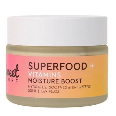 Sweet Chef Superfood + Vitamins Boost Moisture - 1.69 fl oz