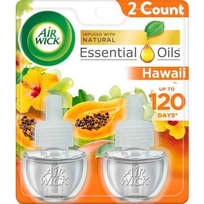 Air Wick Scented Oil Refills Hawaii - Multipack
