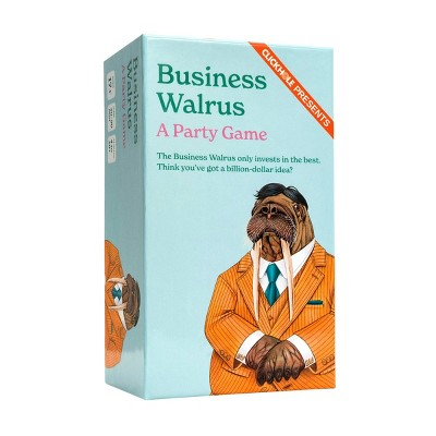 Business Walrus: A Party Game by ClickHole