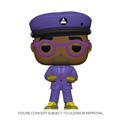 Funko POP! Directors: Spike Lee in Purple Suit