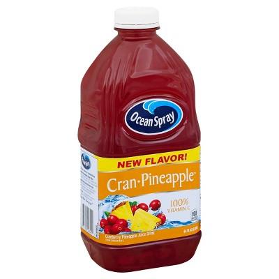 Ocean Spray Cranberry Pineapple Juice Cocktail - 64 fl oz Bottle
