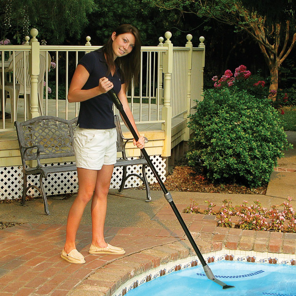 Poolmaster Black Magic Battery-Operated Spa Wand - Black