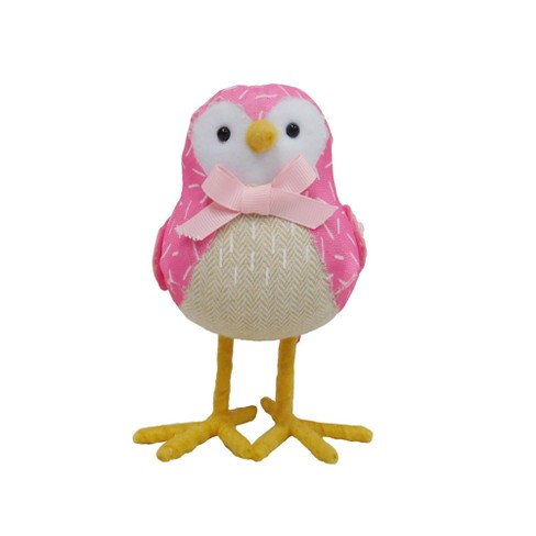 Easter Fabric Pink Bird - Spritz™ - image 1 of 1