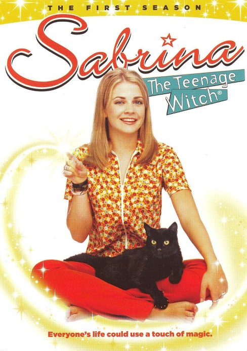 Sabrina the Teenage Witch: The Complete First Seasonr[4 Discs] - image 1 of 1