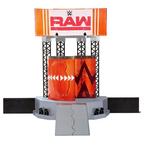 WWE Wrekkin Entrance Stage Playset - image 1 of 4
