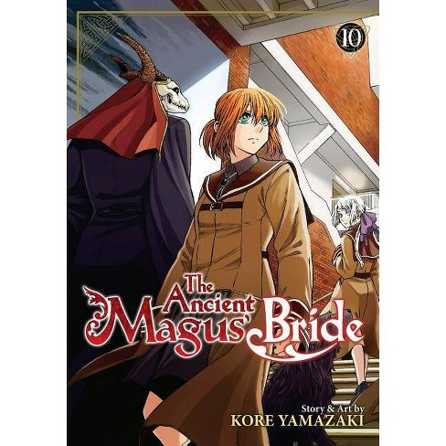 The Ancient Magus' Bride Vol. 10 - by  Kore Yamazaki (Paperback) - image 1 of 1