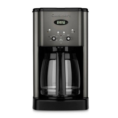 Cuisinart Brew Central 12-Cup Programmable Coffee Maker - DCC-1200BKSP1