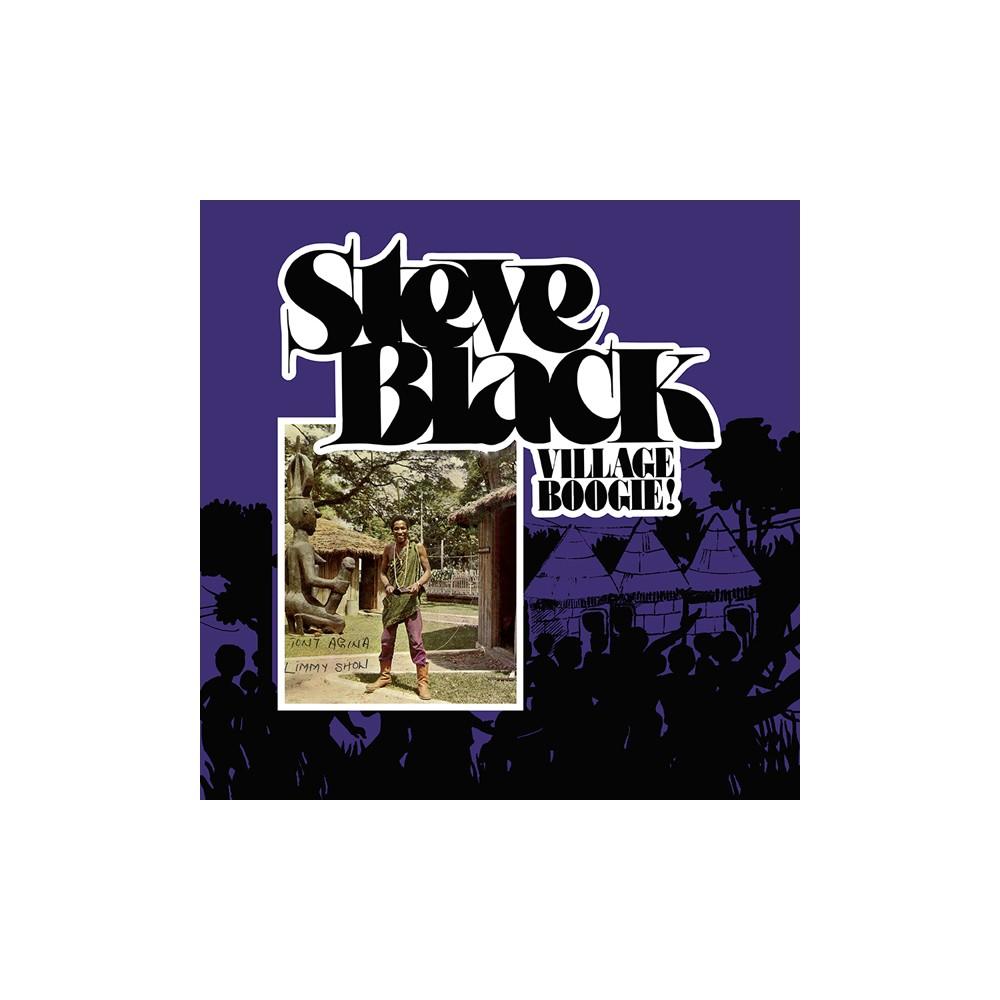 Steve Black - Village Boogie (Vinyl)