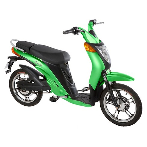 Jetson Electric Bike - Lime Green - image 1 of 4