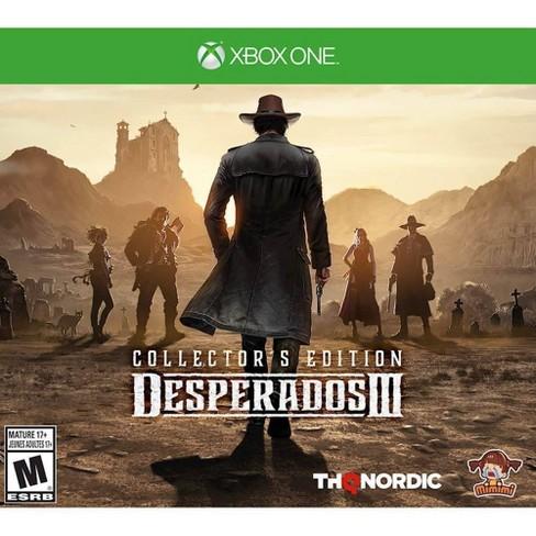 Desperados III: Collector's Edition - Xbox One - image 1 of 4