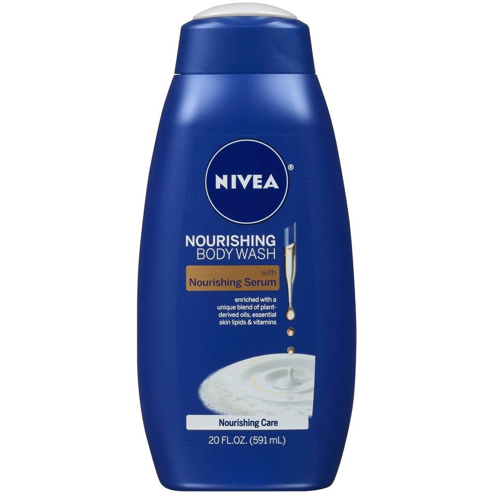 Image of NIVEA Nourishing Care Body Wash - 20 fl oz