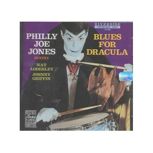 Philly Joe Jones - Blues for Dracula (CD) - image 1 of 1