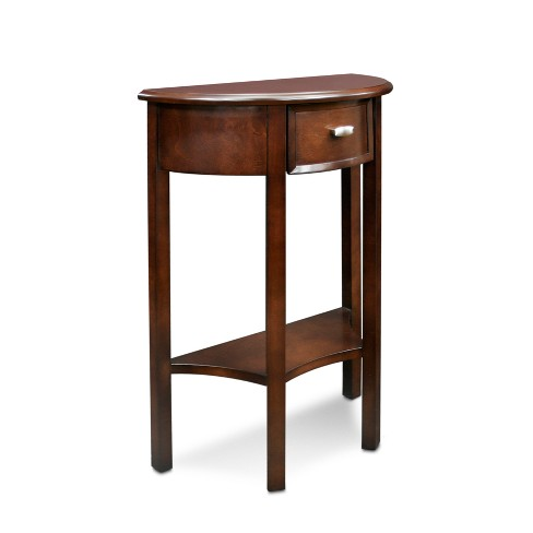7963cc3a9104d Demilune Hall Stand Chocolate - Leick Home   Target