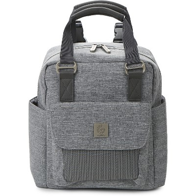 Ergobaby Take Along Midi Back Pack Diaper Bag - Grey