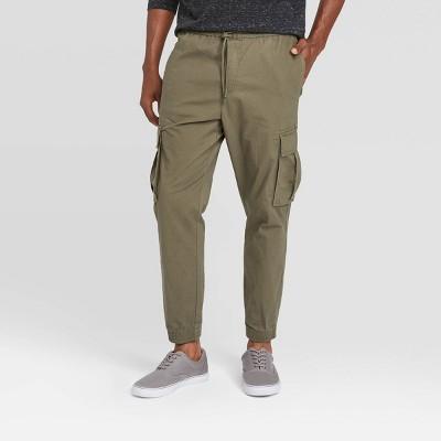 Men's Utility Cargo Jogger Pants - Goodfellow & Co™