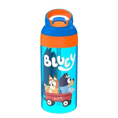 Disney Bluey 17.5oz Plastic Kids Water Bottle - Zak Designs
