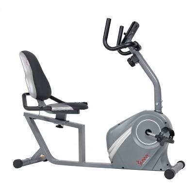 Sunny Health & Fitness Magnetic Recumbent Exercise Bike