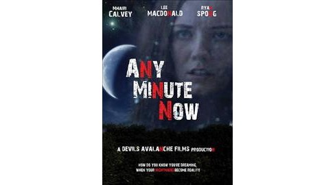 Any Minute Now (DVD) - image 1 of 1