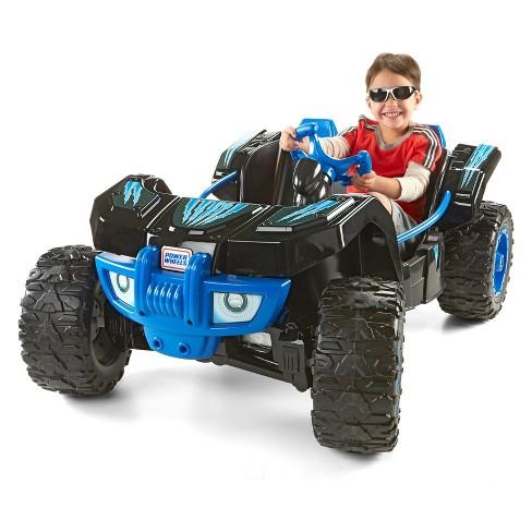 Power Wheels Desert Racer - Blue - image 1 of 4