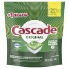 Cascade Dishwasher Detergent ActionPacs - Fresh Scent - 25ct - image 2 of 2