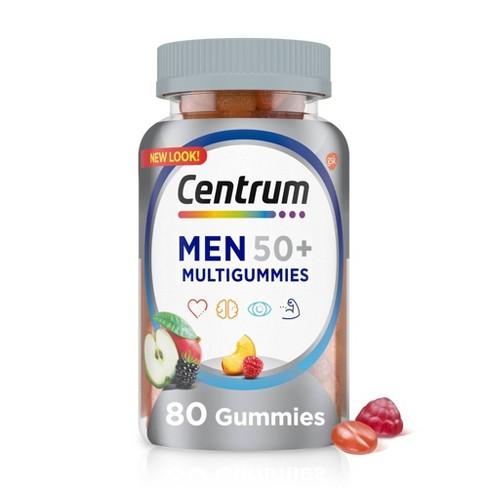 Centrum Men's 50+ Gummies - 80ct - image 1 of 4