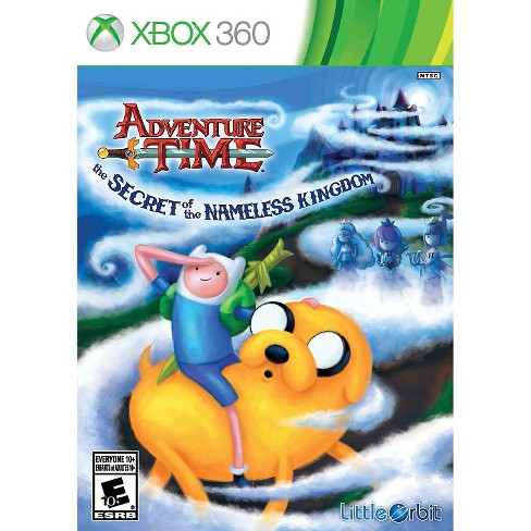 Adventure Time: The Secret of the Nameless Kingdom PRE-OWNED Xbox 360 - image 1 of 1