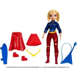 DC Super Hero Girls Teen to Super Life Supergirl Doll