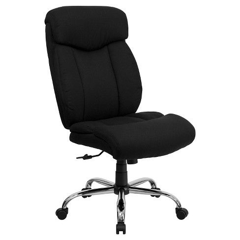 HERCULES Series 400 lb. Capacity Big & Tall Executive Swivel Office Chair Black - Flash Furniture - image 1 of 4