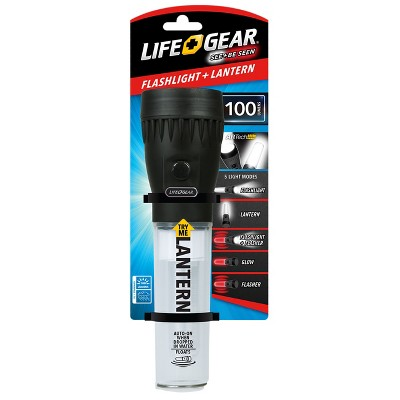 Life Gear Tech LED Flashlight
