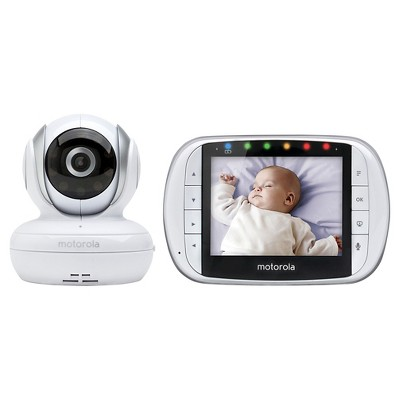 Motorola 3.5  Video Baby Monitor - MBP33XL