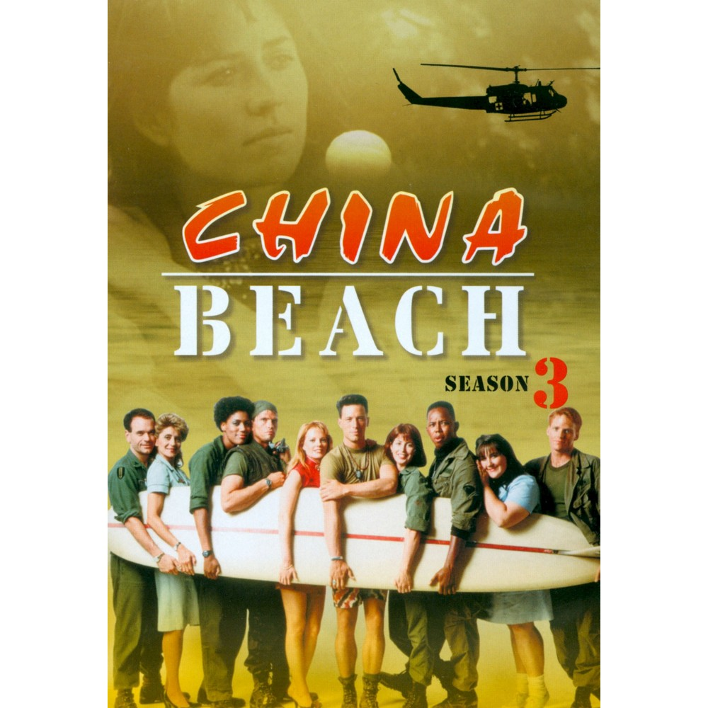 China beach:Season 3 (Dvd)