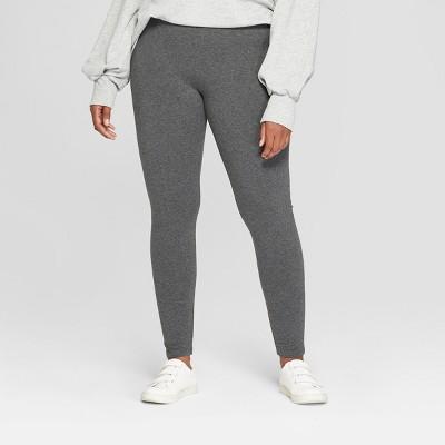 ea5f4d68827 Women s Plus Size Leggings - Ava   Viv™   Target