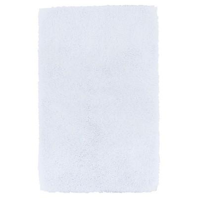 Luxury Solid Bath Rug (24 X38 )White - Fieldcrest®