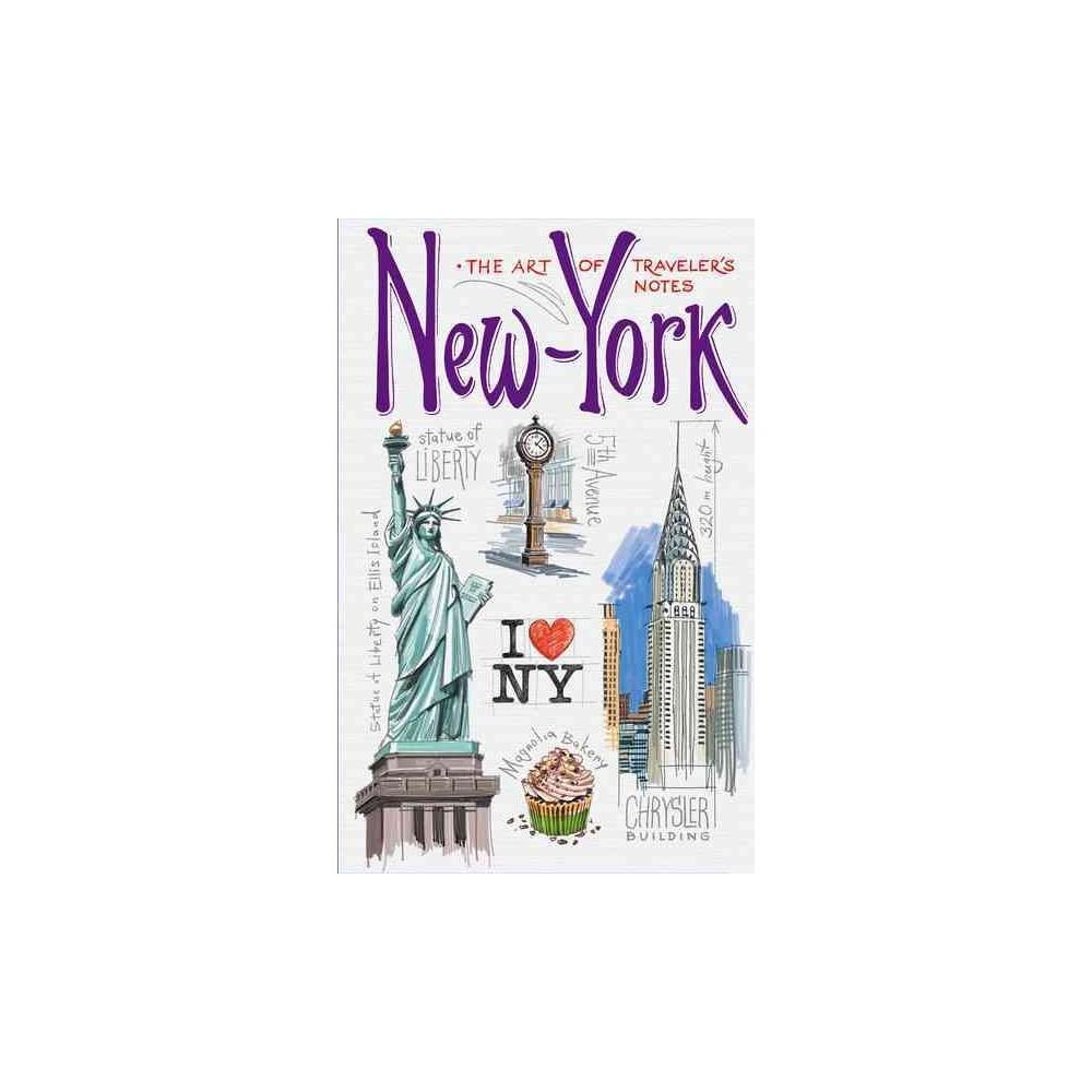 New-York : The Art of Traveler's Notes (Hardcover)