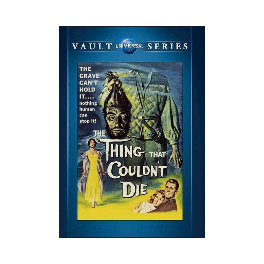 Thing That Couldn't Die (Dvd)