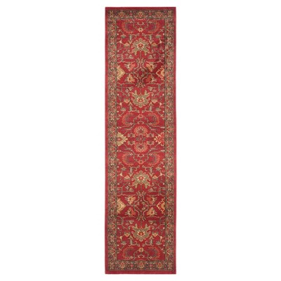 Boyd Runner - Red / Navy ( 2' 2  X 8' )- Safavieh®