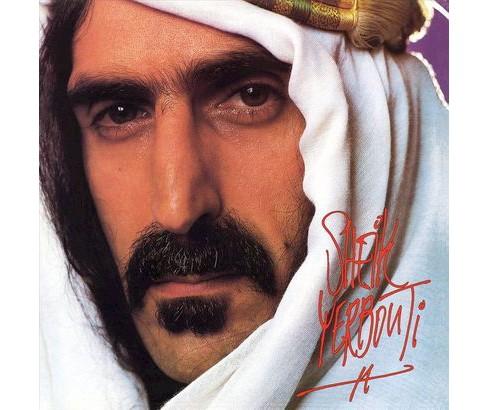 frank zappa sheik yerbouti cd target