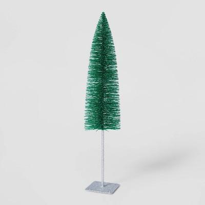 2ft Bottle Brush Artificial Christmas Tree - Wondershop™