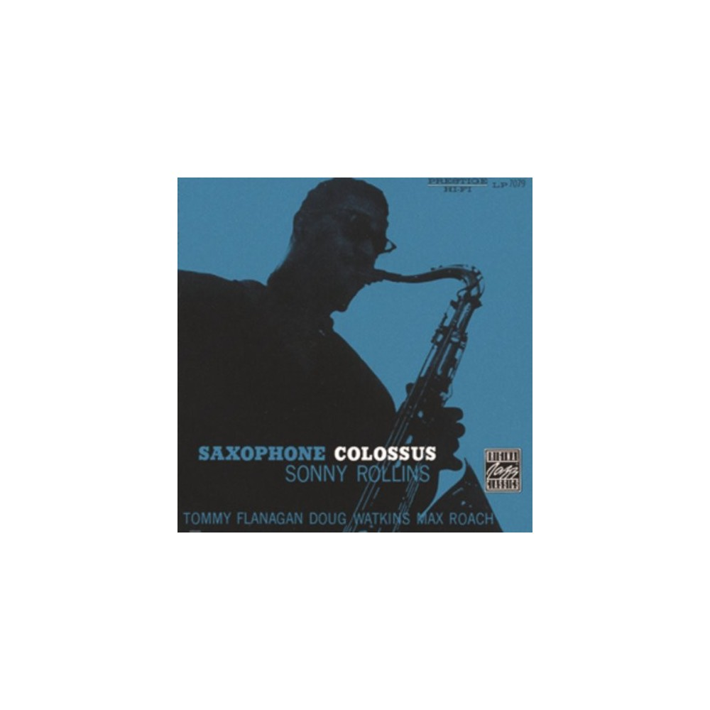 Sonny Rollins - Saxophone Colossus (Vinyl)