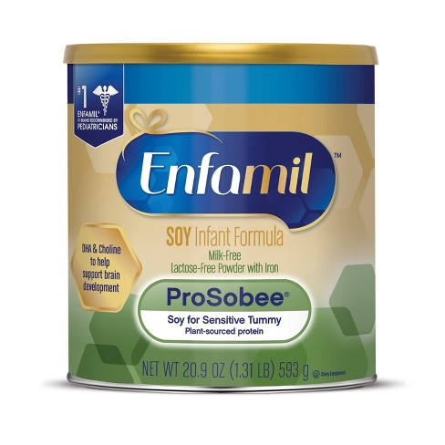 Enfamil ProSobee Soy Infant Formula Powder - 22oz - image 1 of 3
